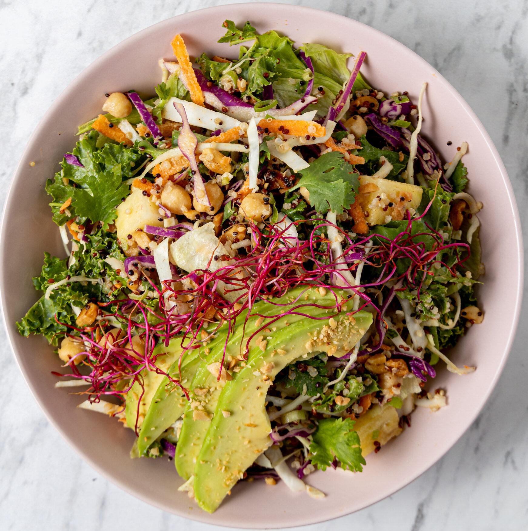 Exotic Super Salad